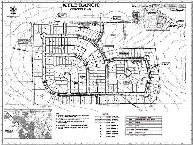 Kyle Ranch concept view
